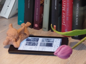 Books und ebooks
