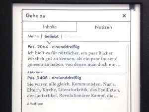 Notizen ebook